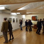 Vernissage YEBRA / Les Modillons