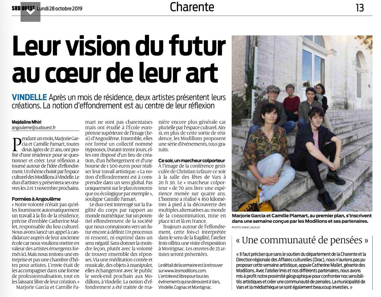 ARTICLE_SUD_OUEST_28_OCT